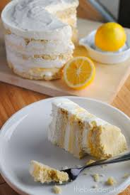 coconut lemon layer cake gluten free and sugar free black food