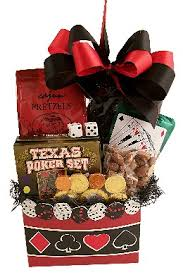 Funny Gift Baskets Poker Night Gift Basket I Think I May Have Found It Gifts