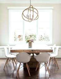 chandelier over dining table best dining room chandeliers ideas on