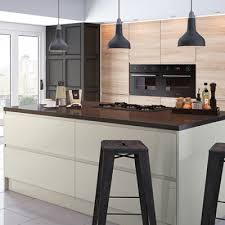 handleless kitchen cabinets handleless kitchens saffron interiors kitchens bedrooms home