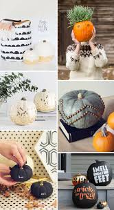 12 no carve pumpkin ideas lovely indeed