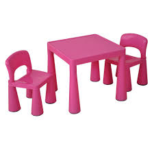 home design good looking plastic childs table and chairs for