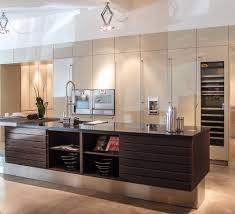 beautiful kitchen design where the island appears