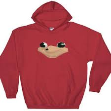 Meme Hoodie - do you know the way ugandan knuckles face vrchat meme hoodie