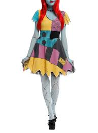 the nightmare before sally costume dress topic