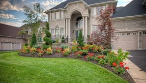 flower beds in front of house flower bed ideas for front of house