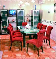 Images Of Dining Rooms by Brilliant 90 Red Dining Room Decoration Decorating Inspiration Of