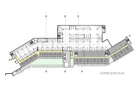 Yurt Floor Plan by Gallery Of özyeğin University Student Center Ark Itecture 14
