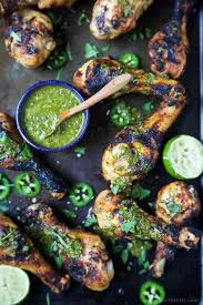 Easy Chicken Dinner Ideas For Family Spice Rub Grilled Chicken With Chimichurri Easy Healthy Recipes