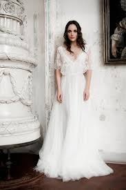 boho wedding dresses ysfs lace boho wedding dress 2017 delicate v neck lace