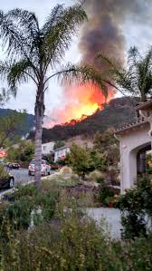 Ca Wildfire Containment by Gilroy Ballybunion Fire Day 4 U0027significant Progress U0027 Made On