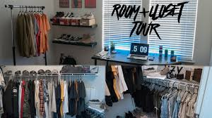 Room Closet by Minimalist Streetwear Room Closet Tour 2016 Youtube