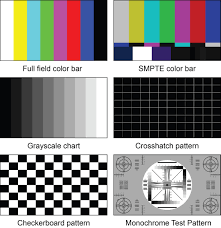 color pattern generator video test pattern generator hdtv lcd troubleshoot calibrate