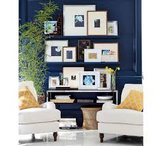 Wood Gallery Shelf by Wood Gallery Single Opening Frames Pottery Barn Au