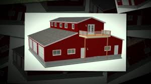 most affordable barn floor plans youtube