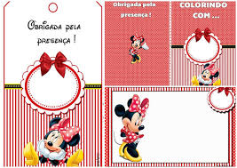 minnie red stripes free printable invitations free party