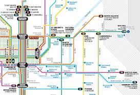 melbourne tram map location transport fintona