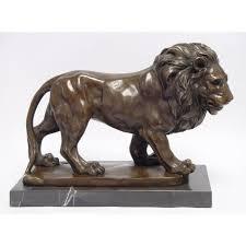 lion figurine lion figurines skill