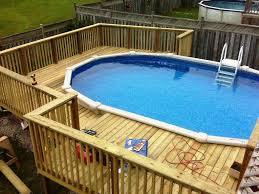 best above ground pools with decks plans u2014 jburgh homes