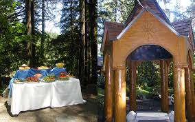 wedding venues in eugene oregon deer mountain oregon wedding venue eugene junction city