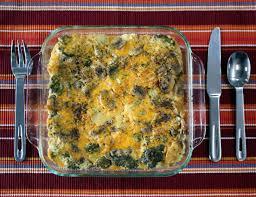 alton brown s broccoli casserole recipe