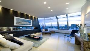 apartments excellent modern penthouse design ideas with dining