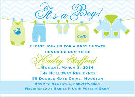 baby boy shower invitations baby shower invitations and wording