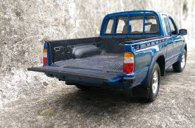 Ford Ranger Used Truck Bed - diecast delights a euro ford ranger in 1 18 scale hooniverse