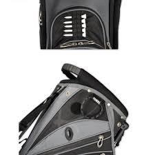 taschen designen golfbag standbag in schwarz 3mal bestickt kellermann