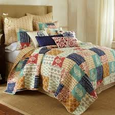 buy patchwork quilt king from bed bath u0026 beyond
