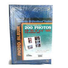Burnes Of Boston Photo Album Vinyl Slip In Photo Album Ebay