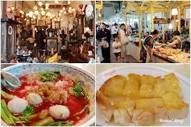 cuisine mont馥 曼谷古城好好玩 拉塔納科辛島rattanakosin 新潮之外的懷舊美食文化之旅