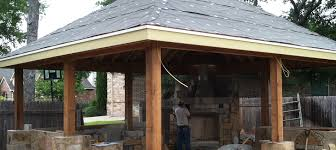 Austin Decks And Patios Outdoor Covered Patio Backyard Covered Patio Ideas House Designs