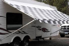 Rv Awning Replacement Fabric How To Replace A Vinyl Rv Awning Gone Outdoors Your Adventure