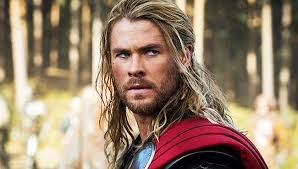 Rugged Hair Check Out Chris Hemsworth U0027s Rugged New U0027thor Ragnarok U0027 Look