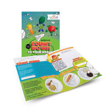 54321 10 fruits and vegetables activity books for kids