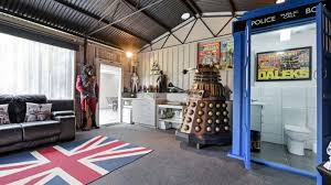 doctor who inspired toilet unlikely selling point of south
