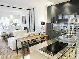 2 bedroom loft luxury apartment renting grands boulevards 75009 paris