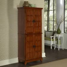 free standing kitchen pantry units trash bin drawer standing