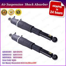 cadillac escalade air suspension for cadillac escalade chevy chevrolet suv rear air shocks 25979391