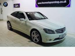 used mercedes co uk used mercedes clc white for sale motors co uk