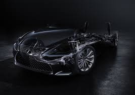 lexus sports car 2018 lexus continues its assault on boring cars with the 2018 ls