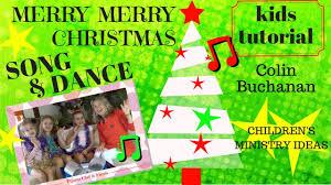 song for children tutorial merry merry