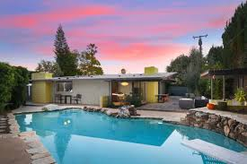 rare southern california eichler home with no atrium sells for