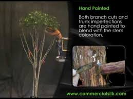 the of artificial tree manufacturing