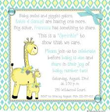 what is a sprinkle shower baby giraffe sprinkle shower invitation smiles giggles