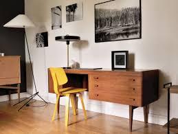 bureau vintage design bureau vintage caissons asymétriques maison nantes