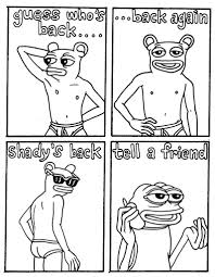 How To Make A Meme Comic - the creator of pepe the frog talks about making comics in the post