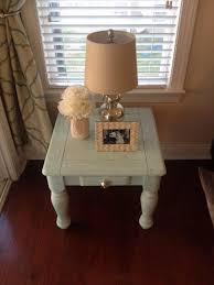 shabby chic side table furniture in waxhaw nc offerup