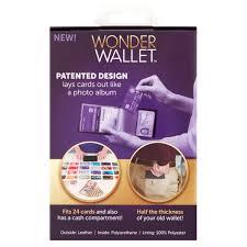 as seen on tv wonder wallet black walmart com